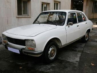 Автомобиль иранского президента продали за 2,5 миллиона долларов
