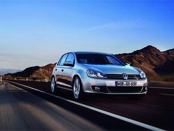 Volkswagen Golf получил светодиодные фары