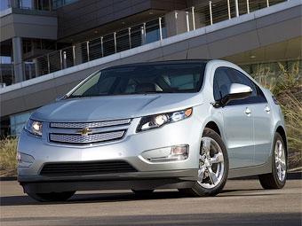 Первый серийный Chevrolet Volt продали за 225 тысяч долларов