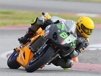 В гонках по подъему на холм примет участие 240-сильный электромотоцикл