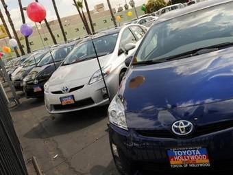 Спрос на японские машины в России вырос из-за землетрясения