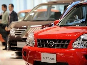 Продажи машин в Японии упали до уровня 1968 года
