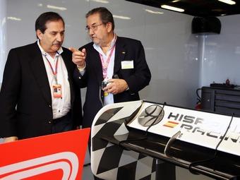 Владелец Hispania пообещал опередить команды Lotus и Marussia Virgin
