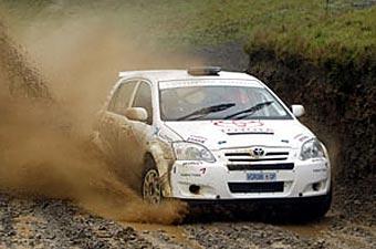 Toyota возвращается в чемпионат WRC