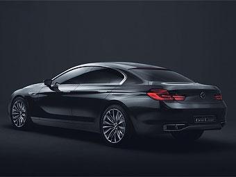 BMW добавит купе 6-Series две двери