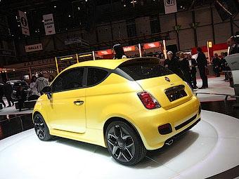 Купе Fiat 500 станет серийным