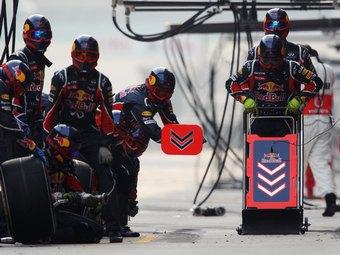 Механик Red Bull обвинил Баттона в жульничестве