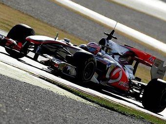 Обновления McLaren на Гран-при Китая помогут команде догнать Red Bull