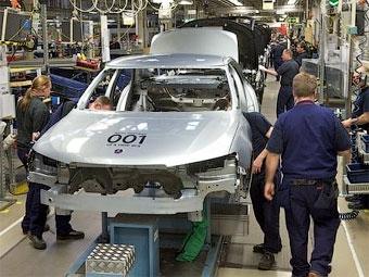 Saab остановил производство из-за неоплаченных деталей