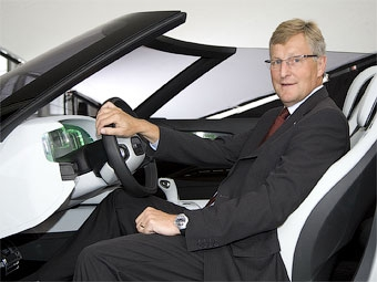 Руководитель компании Saab уйдет на пенсию
