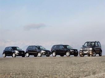 За пять лет Suzuki представит 14 новых моделей