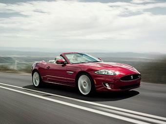 Jaguar обновил семейство автомобилей XK