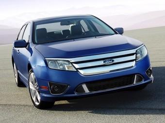 К 2012 году Ford представит пять гибридов и электрокаров