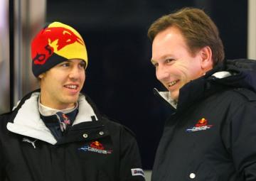 Феттель продлил контракт с Red Bull Racing до конца 2014 года