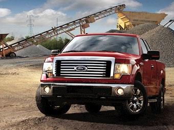 Компания Ford отозвала 1,2 миллиона пикапов