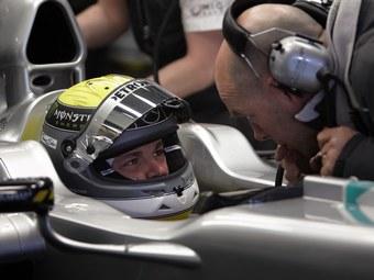 Росс Браун признал секундное отставание болидов Mercedes GP от конкурентов