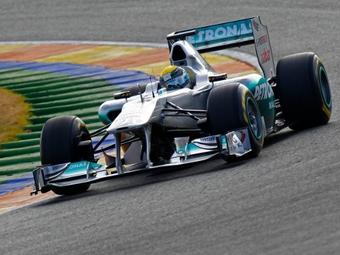 Росс Браун избавится от акций команды Mercedes GP