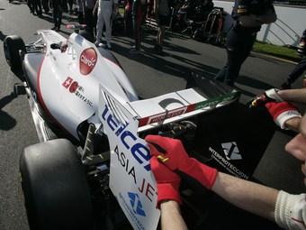Команда Sauber согласилась со своей дисквалификацией