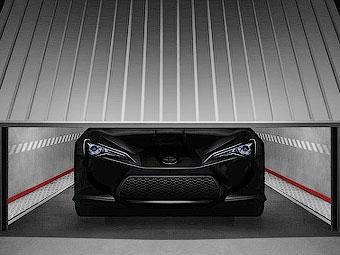 """Toyota привезет в Женеву новый вариант совместного с """"Субару"""" купе"""