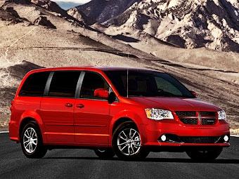 Компания Dodge придала спортивности пяти моделям