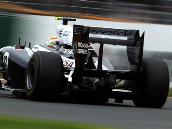 Williams скопирует выхлопную систему Red Bull к Гран-при Китая