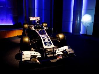 Команда Формулы-1 Williams представила финальную раскраску нового болида