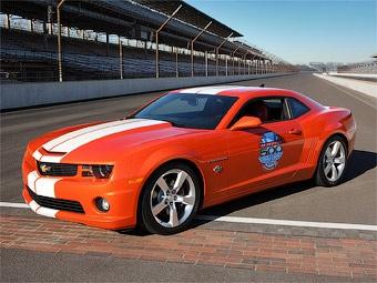 Chevrolet запустит автомобиль безопасности Indy 500 в серию