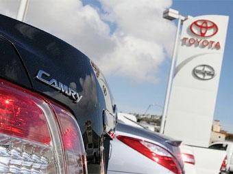 """""""Тойота"""" второй год подряд стала лидером по числу отозванных автомобилей"""