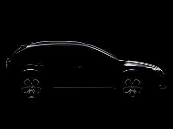 Subaru покажет в Шанхае новый вседорожник