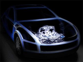 Компания Subaru показала первый тизер заднеприводного купе