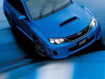 Представлены две облегченные версии Subaru Impreza WRX STI