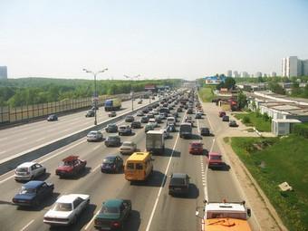 Московские власти расширят 32 участка МКАД