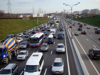 Москва реконструирует только 80 процентов МКАД