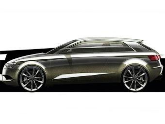 Компания Audi показала новый трехдверный хэтчбек A3