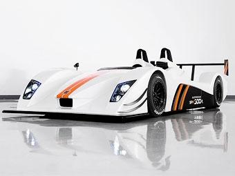 Производитель спорткаров Caterham решил попробовать себя в новых сегментах