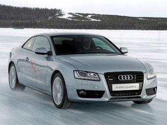 Audi готовит новую систему полного привода