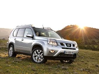 В России начались продажи обновленного Nissan X-Trail