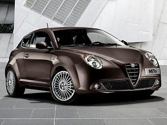 Компания Alfa Romeo слегка модернизировала хэтчбек MiTo