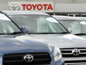 Toyota и Honda сократят производство в Великобритании из-за нехватки деталей