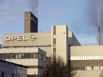 GM сократил выпуск автомобилей в Европе из-за землетрясения в Японии