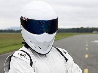 Белый шлем Стига из Top Gear продадут на аукционе