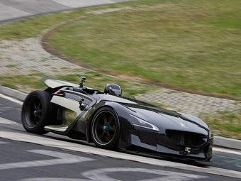 Концепт-кар Peugeot установил рекорд Нюрбургринга среди электрокаров