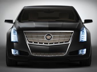 У марки Cadillac будет семиместный кроссовер