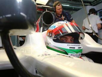 Пилот HRT уверен в попадании на старт Гран-при Малайзии