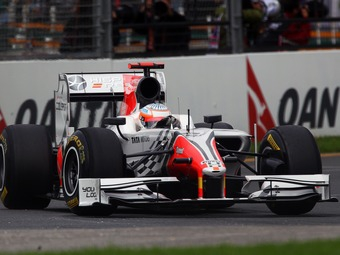 Партнер команды Hispania Формулы-1 пожаловался на задолженность испанской конюшни