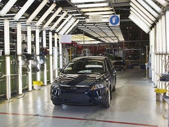 Собранные Sollers и Ford автомобили будут поставлять на экспорт