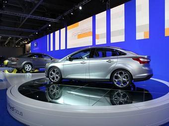 Ford и Sollers выпустят компактный седан для России
