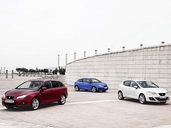 В 2012 году Seat выпустит четыре новые модели