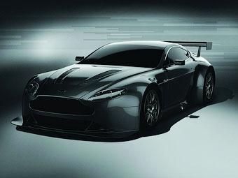 Aston Martin подготовит к сезону 2012 года новый гоночный автомобиль