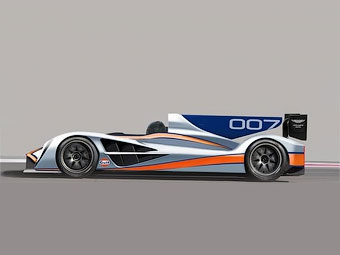 """Aston Martin попросил придумать название новому болиду для """"Ле-Мана"""""""